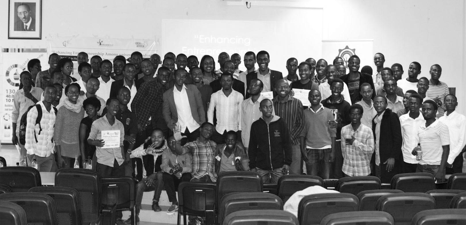 Global Entrepreneurship Week - IDEA4Africa